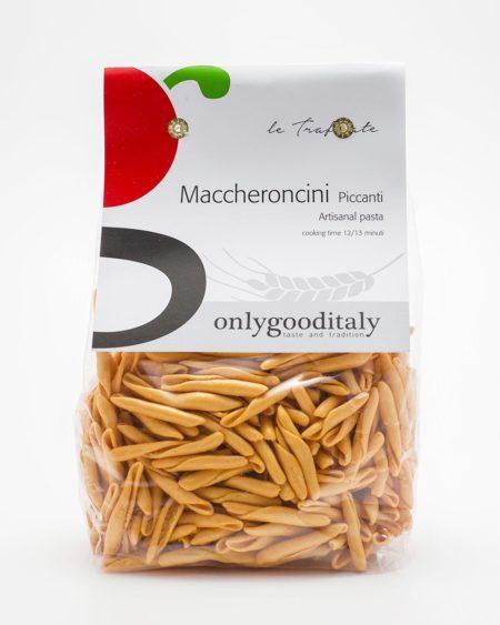 Spicy Macaroni