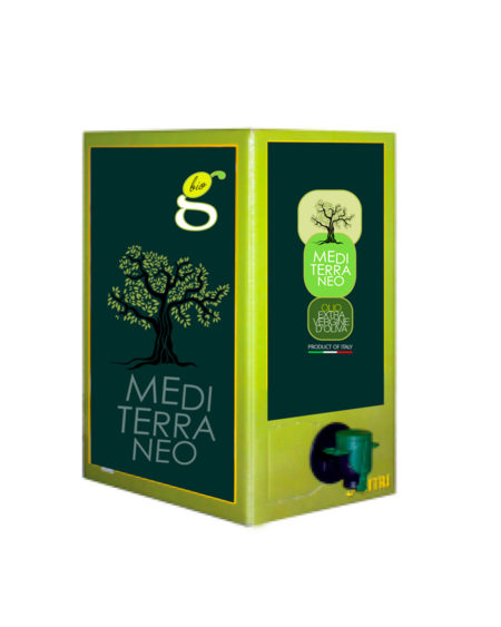 Extra virgin olive oil (tin) (Copia)