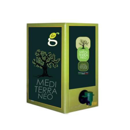 Olio Extravergine d'oliva 5 L