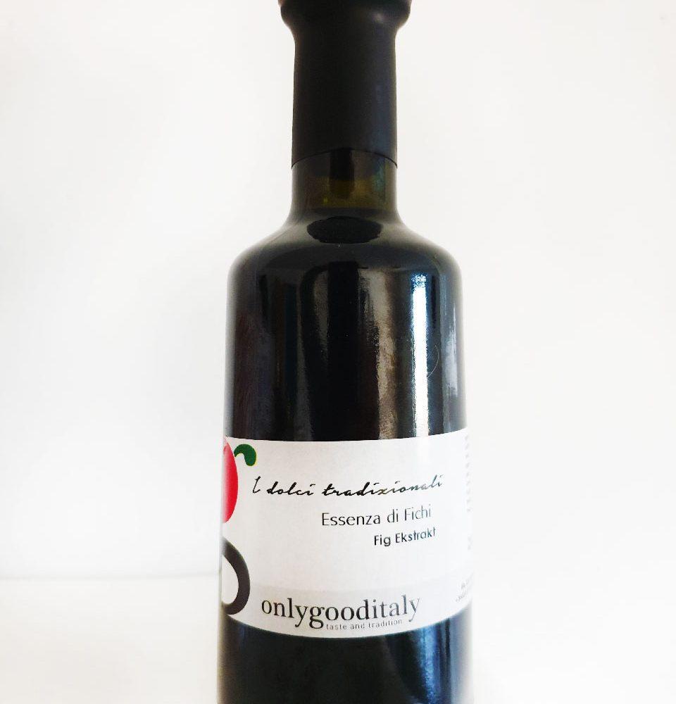 Essenza di fichi prodotto italiano shop online Only Good Italy